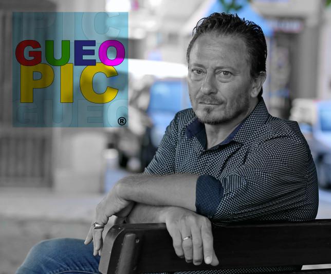 Molins de Rei. Entrevista de contraportada a Dani Andreu, pare d'un nen autista i creador del projecte Gueopic, per ajudar a comunicar-se amb autistes severs amb problemes de comunicaciÛ