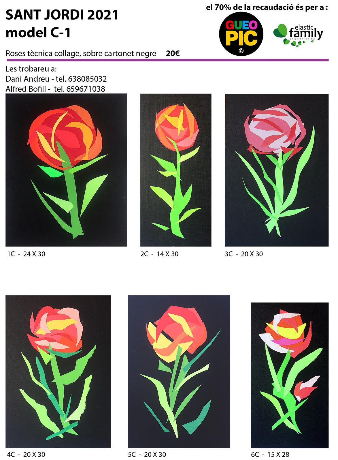 La rosa Bofill 2021 :2